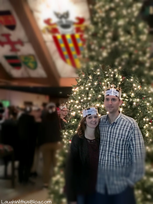 Medieval Times Dallas at Christmas