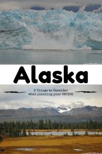 Planning an Alaskan Cruise Vacation