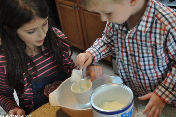 Edible Putty #kidsinthekitchen