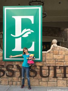 Mommy and Me at Embassy Suites