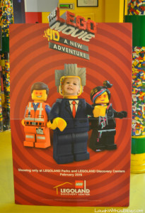 The LEGO Movie 4D at LEGOLAND Discovery Center
