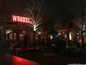 The Woodshed Smokehouse in Fort Worth, Texas