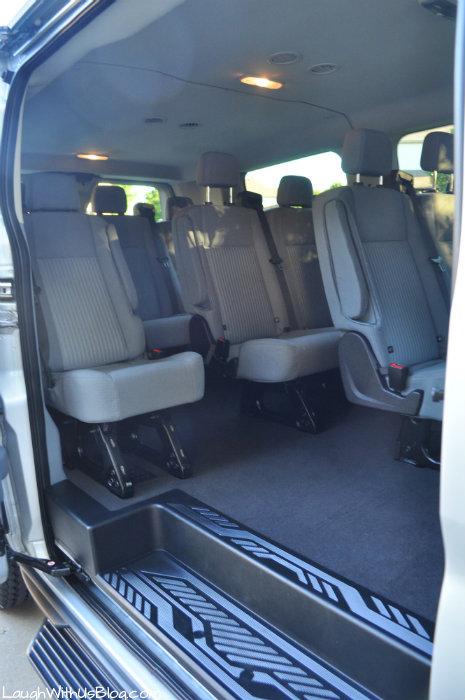 Ford Transit Passenger Van >> 2016 Ford Transit Van Review - Laugh With Us Blog