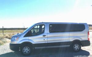 2016 Ford Transit Van Review