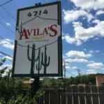 Avila's Restaurant Dallas Texas