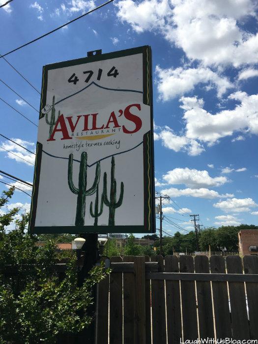 Avila's Resaturant Dallas