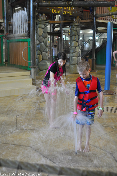Great Wolf Lodge Family Getaway