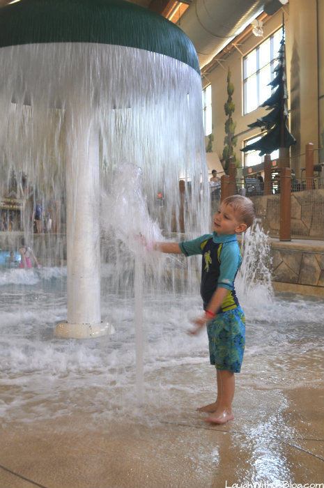 Great Wolf Lodge Water Play
