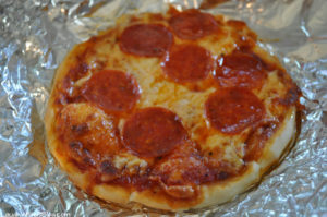 Easy Make Your Own Pizza