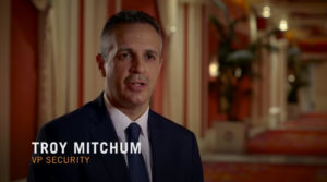 Meet Vice President of Security Troy Mitchum