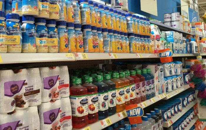 At Walmart #PediaSure #Sidekicks #ForPickyEaters