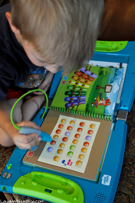 Learn music with LeapStart #LeapfrogMomSquad AD