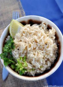 Caldo de Pollo Mexican Rice