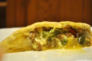 Easy, Homemade Foldover Pizzas