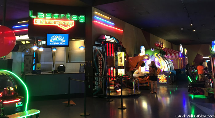Head For Family Fun At Main Event Laugh With Us Blog