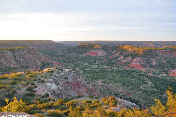 amarillo-palo-duro-canyon-by-morning