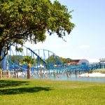 Wave Breaker: The Rescue Coaster at SeaWorld Texas!