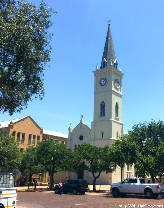 Historic Downtown Laredo Texas Laugh With Us Blog