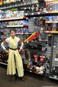Star Wars Force Friday at GameStop
