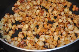 Home fried Potatoes Recipe