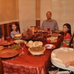 Our Thanksgiving Dinner 2010