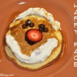 Happy Face Pancake Family Fun Meal Idea