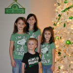 St. Patrick's Day (Irish) Tree 2011