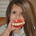 Apple Teeth