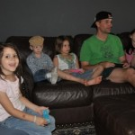 Giveaway!  Family Game Nights