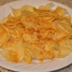 Chips with Cayenne and Key Lime