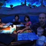 Aquarium Restaruant and Downtown Aquarium in Houston