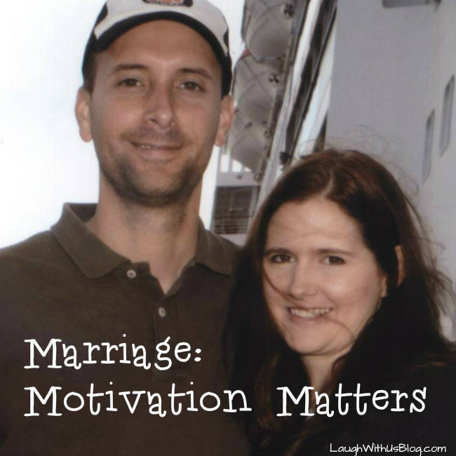 Marriage Motivation Matters