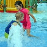 Back to School Splash Park Party