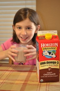 How we sneak DHA Omega 3s into our family's diet.