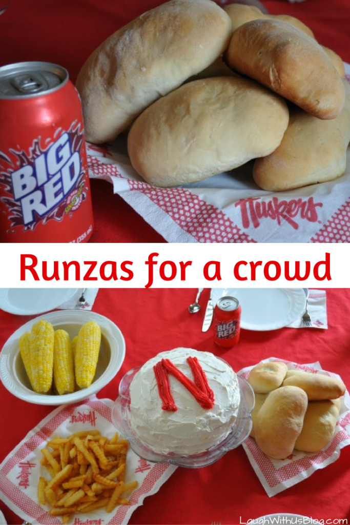 Runza recipe for a crowd