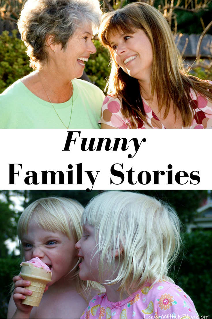 Funny family stories to make you laugh