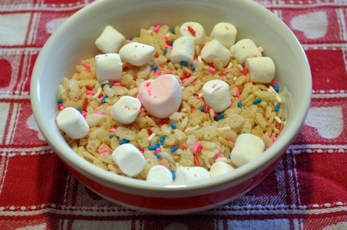 valentine's day breakfast idea for kids, Ideas