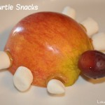 Faith's Apple Turtle Snacks