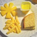 Yellow Menu