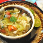 Mexican Cabbage Soup Recipe