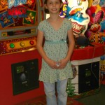 Joy's Eighth Birthday