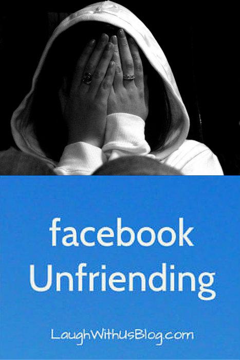 Facebook Unfriending 3 reasons