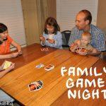 Family Game Night #MealsTogether #CBias