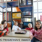Kid's Progressive Dinner