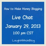 Monetizing Blogging Tips Live Chat