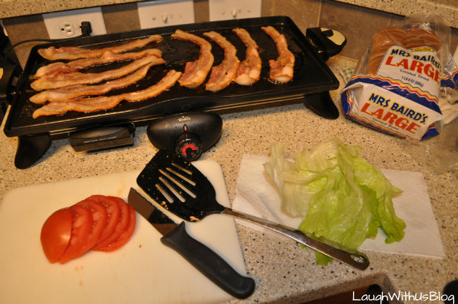 #MealsTogether Wright Bacon
