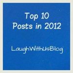 Top 10 posts in 2012