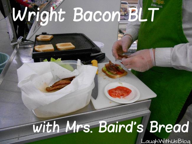 Wright Bacon BLT