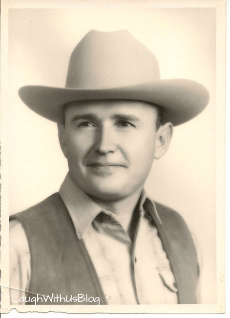 Hal rancher in 1962