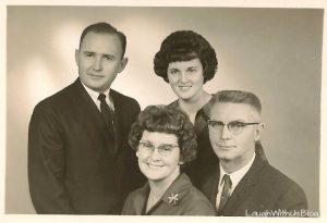 Headed to the mission field 1963 and the missionary travel stories we share